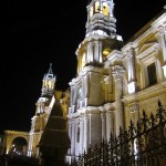 Kathedrale in Arequipa: Plaza de Armas