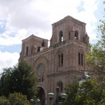 Neue Kathedrale in Cuenca