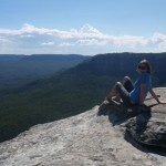 Blue Mountains: Blick ins Tal